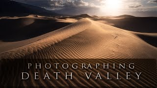 Photographing Death Valley With Michael Shainblum