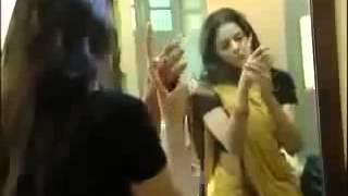 Desi Girl Changing Her Blouse Hot Scene