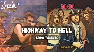 Dreek - Highway to Hell (AC/DC Cover)