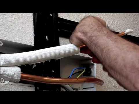 Instalacion aireacondicionado part 1