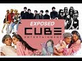 cube entertainment EXPOSED