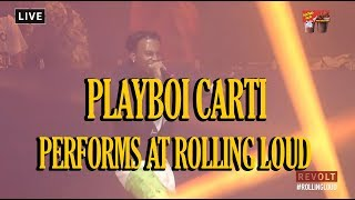 Playboi Carti | Rolling Loud Miami 2018 | FULL LIVE SET + TRACKLIST