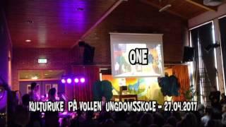 Kulturuke på Vollen Ungdomsskole (27.04.2017)