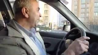 Ranande Taxi bahal راننده تاکسی که صدای خواننده ها تقلید میکنه