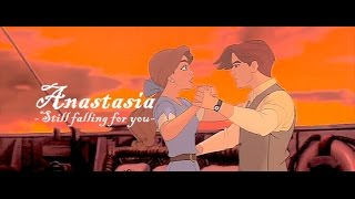 "♪ Anastasia ♪ -  ""Trust me. This is the one thing I'm doing right"" 