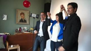 Making off de la campagne marque employeur de Gfi Informatique