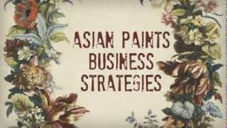 Asian paint business strategies
