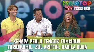 Kenapa perlu tengok Tombiruo | 2 Hero Malaya I Farid Kamil, Zul Ariffin, Nabila Huda
