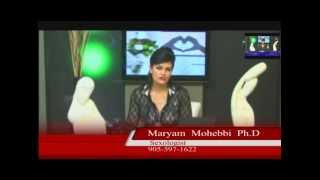 Maryam Mohebbi سکس دهانی