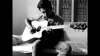 Rangabati odiya folk song Guitar Cover