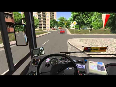 OMSI Simulador de Ônibus Projekt Szczecin