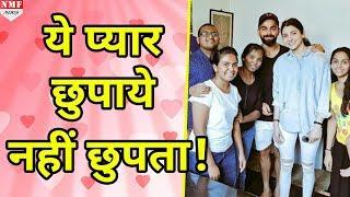 Virat को Surprise देने Srilanka पहुंची Anushka, Pics हुई Viral