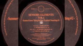 Sensory Elements - Explain It