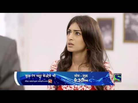Kuch Rang Pyar Ke Aise Bhi - Sona Promised - Promo