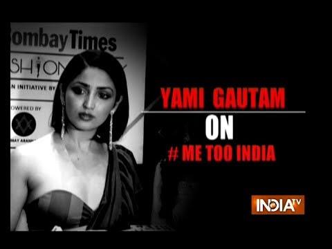 Xxx Mp4 Bollywood Actress Yami Gautam Opens Up About MeToo Movement 3gp Sex