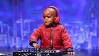 3 Year Old Popular South African DJ Accused Of Cheating – Oratilwe Hlongwane aka DJ Arch Junior