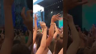 Sigala old skwl mix at fusion festival 2018