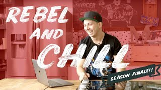 Rebel Without a Kitchen Episode 13 - Season Finale - Special Features - Now Available on Netflix
