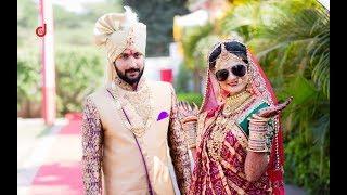 Wedding story of Yatin and Jinal