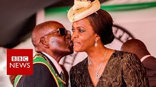Zimbabwe crisis: Who is Grace Mugabe? - BBC News