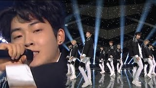 《ADORABLE》 THE BOYZ(더보이즈) - Giddy Up @인기가요 Inkigayo 20180429