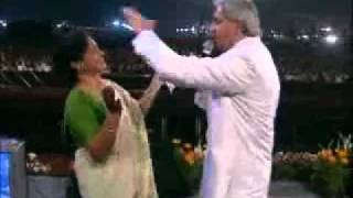 Benny Hinn - strong anointing in mumbai