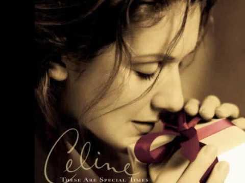♥ ♫ ♪ Celine Dion O Holy Night ♥ ♫ ♪