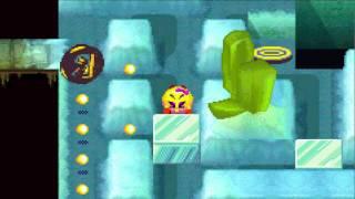 [GBA EMU]Ms. Pac-Man Maze Madness - Crystal Caves 2:44