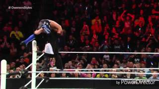 Top 20 moves of aj styles in wwe