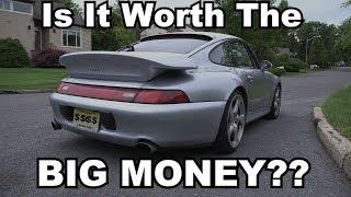 My Childhood SuperCar Crush - Porsche 993 Turbo