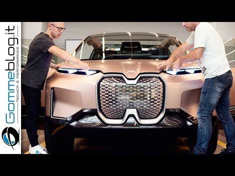 HOW IT S MADE Car DESIGN Making of The BMW Vision iNEXT