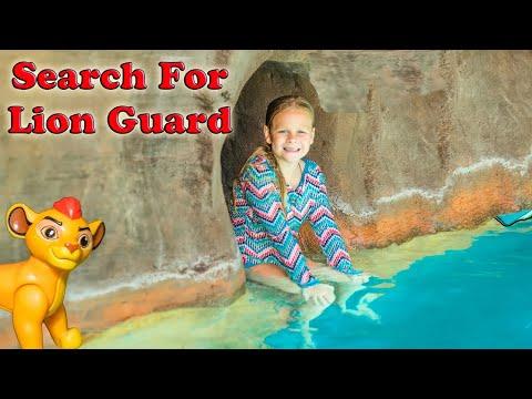 LION GUARD Assistant Search for Lion Guard Hawaii Lion Guard Adventure Video