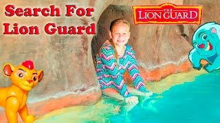 LION GUARD Assistant Search for Lion Guard Hawaii Lion Guard Adventure Video