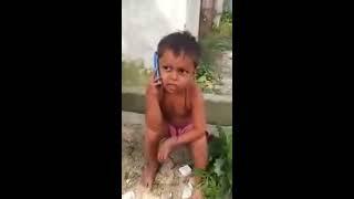 কি কয় এই পিচ্ছি শুনেন picchi phone alap