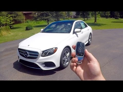 What It's Like To Drive A '17 Mercedes E300! | POV Drive