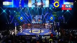 Vong Noy vs Iran CNC Khmer boxing 16/11/2018