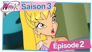 Winx Club - Saison 3 Épisode 2 - La marque de Valtor - [ÉPISODE COMPLET]