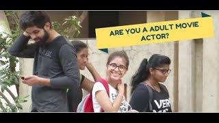 ADULT MOVIE PRANK🔥 | Pranks in India 2018 | HighStreet Junkies