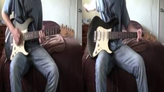 God Forsaken by Demon Hunter Dual Guitar Cover with Tabs