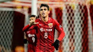 Oscar Dos Santos - Shanghai SIPG - Goals, Assists, Skills - 2017