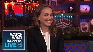 Natalie Portman's Honest Opinion Of Jar Jar Binks | WWHL