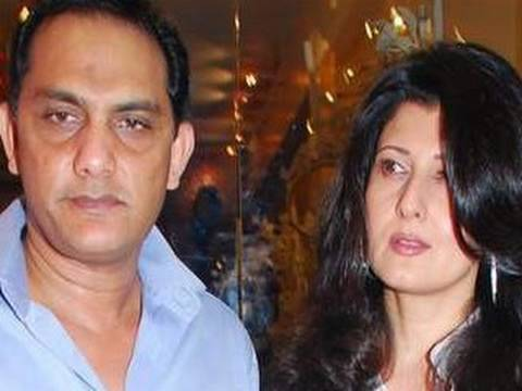 Azharuddin Divorces Sangeeta Bijlani