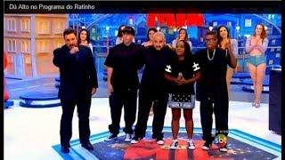 GRUPO DÚ ALTO AO VIVO NO SBT - Por Amor Ao