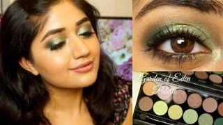 Makeup Tutorial Eyeshadow ☀ Smokey Eye Party Makeup Tutorial Corallista