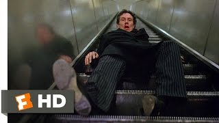 An American Werewolf in London (1981) - Subway Chase Scene (6/10) | Movieclips