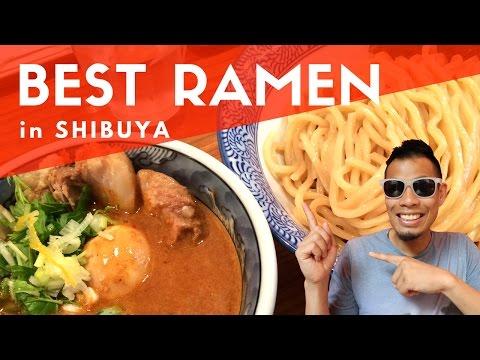 Best Ramen in Tokyo | Shibuya - Manmosu