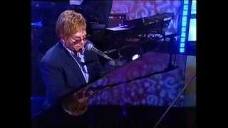 Elton John - Original Sin - Top Of The Pops - Friday 12th April 2002