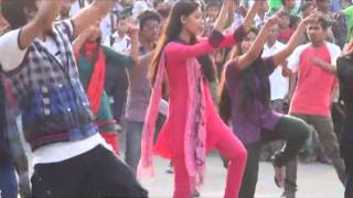 Flash Mob of ISTT - Institute of Science, Tread & Technology