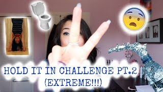 Hold it in Challenge pt.2 (EXTREME) - missjeannec