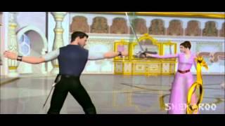 Famous Cartoon Drama Scenes - Son Of Alladin - Aqmal Enters Princesses Room